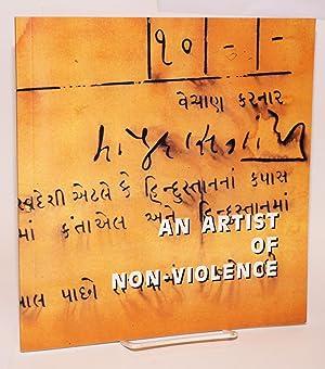 "An Artist of Non-violence"" watercolors: Dodiya, Atul"