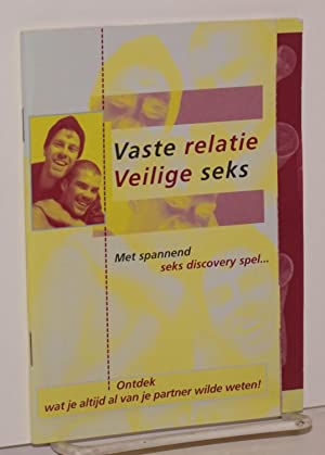 Vaste relatie Veilige seks: met spannend seks: Hest, Josef van,