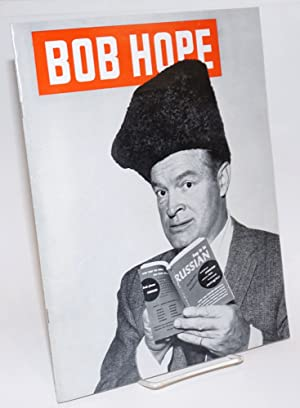Bob Hope [promotional pamphlet]