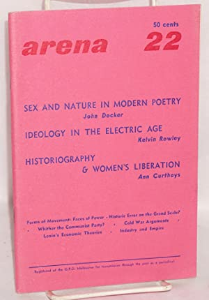 Arena: a Marxist journal of critcism and discussion