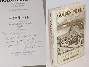 Golden inches, the China memoir of Grace Service