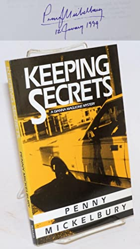 Keeping Secrets: a Gianna Maglione mystery