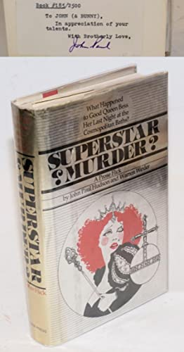 Superstar murder? A prose flick