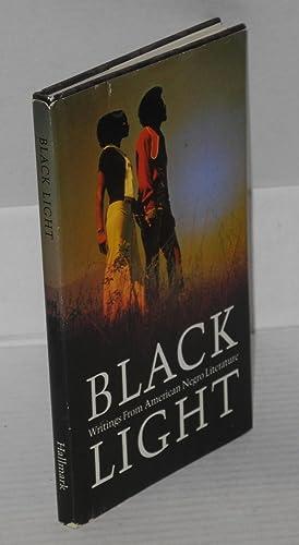 Black light; selected writings from American Negro: Spratt, Talmadge, editor,