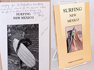 Surfing New Mexico: a collection of poetry