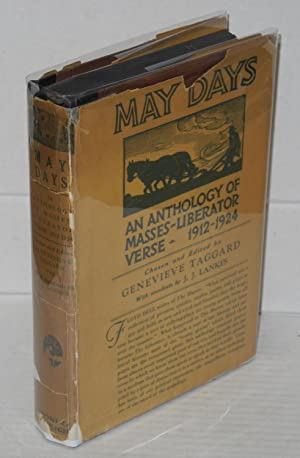 May days; an anthology of verse from Masses-Liberator. With woodcuts by J.J. Lankes: Taggard, ...