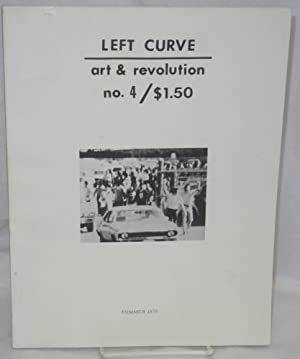 Left curve 4: art & revolution, Summer: Olsen, Richard &