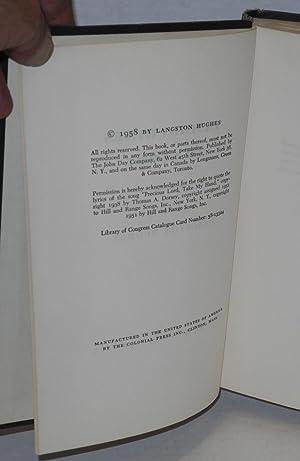Tambourines to glory; a novel: Hughes, Langston