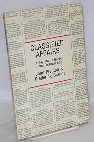 Classified affairs