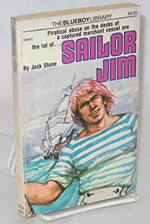Sailor Jim: Stone, Jack, cover by Adam
