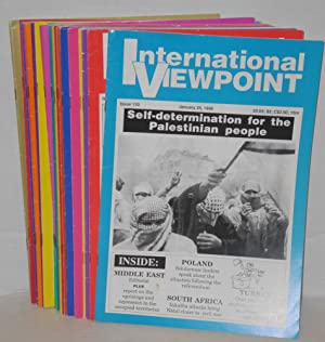 International viewpoint. [all 22 issues for 1988]: Fourth International, United Secretariat