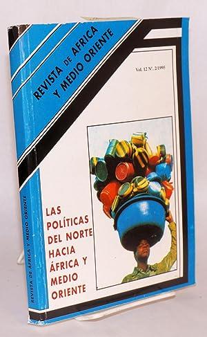 Revista Africa y Medio Oriente: las pol?ticas: Monz?n, Ana Luisa,