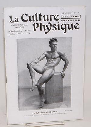 La Culture Physique; bulletin Officiel de la Soci?t? d'Encouragement ? l'Am?lioration de ...