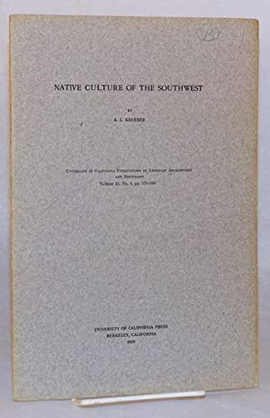 Native culture of the southwest