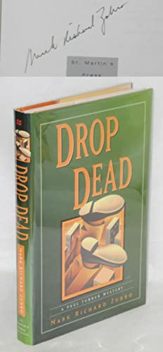Drop dead; a Paul Turner mystery