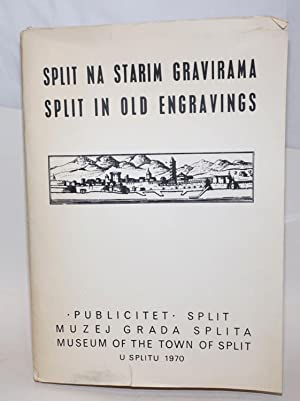 Split na starim gravirama/Split in old engravings