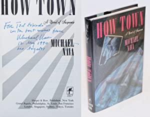 How Town; a novel of suspense