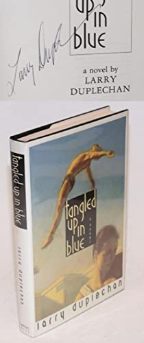 Tangled Up in Blue a novel