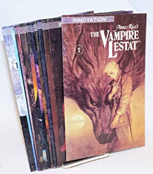Anne Rice's The Vampire Lestat 12 issue complete run
