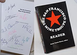 The San Francisco Mime Troupe Reader [signed]