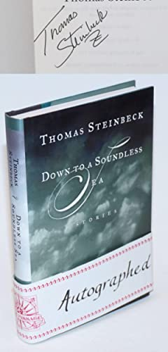 Down to a Soundless Sea stories [signed]