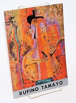 Rufino Tamayo. Museo de Arte Moderno, Bosque: Tamayo, Rufino]