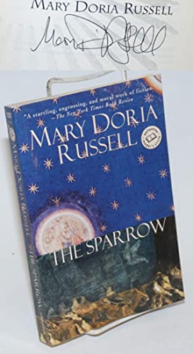 The Sparrow a novel [signed]