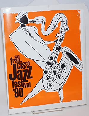 San Francisco Jazz Festival '90 [publicity packet]