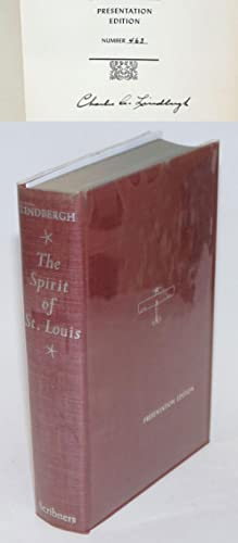 The Spirit of St.Louis Presentation edition