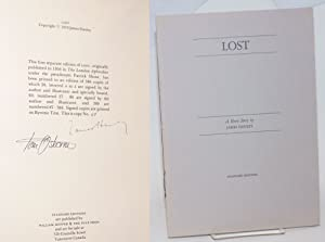 Lost [with frontispiece by J. Thomas Osborne, signed by the author and illustrator]