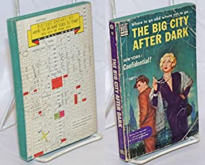 The Big City After Dark - New York: Confidential! the lowdown on its bright life (1950) edition