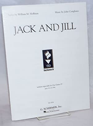 Jack and Jill [sheet music] written especially for Gay Games IV, June 18-25, 1994