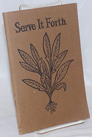 Serve It Forth