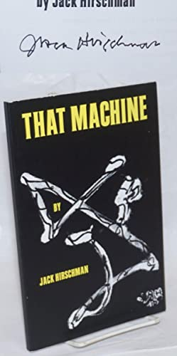 That machine: jazz poetry
