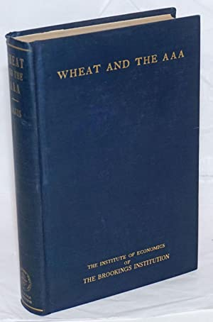 Wheat and the AAA