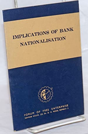 Implications of Bank Nationalisation