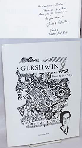 Gershwin; poems, book and cassette [signed]
