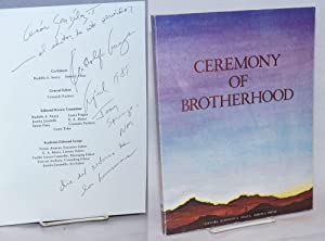 Ceremony of Brotherhood: a commemorative anthology of the Pueblo Revolt