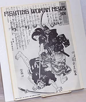 Fighting Woman News: vol. 1, #12, November 1976
