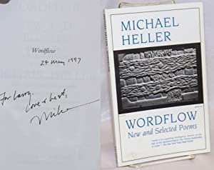 Wordflow: new and selected poems [signed]