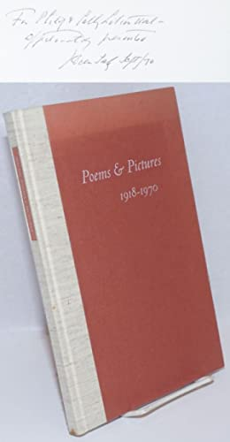 Poems & pictures, 1918-1970