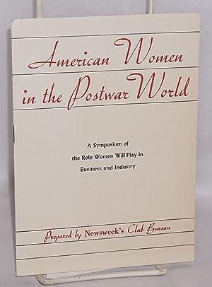 American Women in the Postwar World