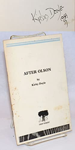 After Olson [signed]