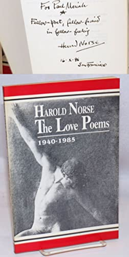 The Love Poems; 1940-1985 [signed]