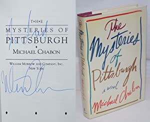 The Mysteries of Pittsburgh a novel [signed]