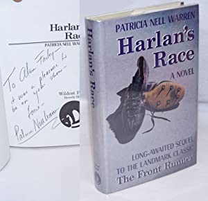 Harlan's Race a novel [signed]