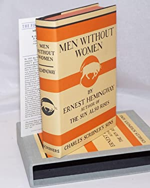Men Without Women [facsimile first edition in slipcase]