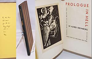 Prologue in Hell [signed by artist and inscribed by Kreymborg]
