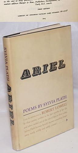 Ariel: poems: Plath, Sylvia, introduction