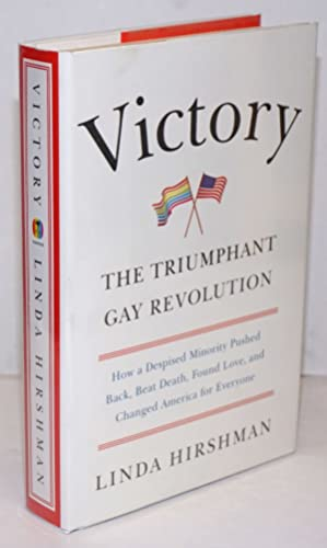 Victory, the triumphant gay revolution